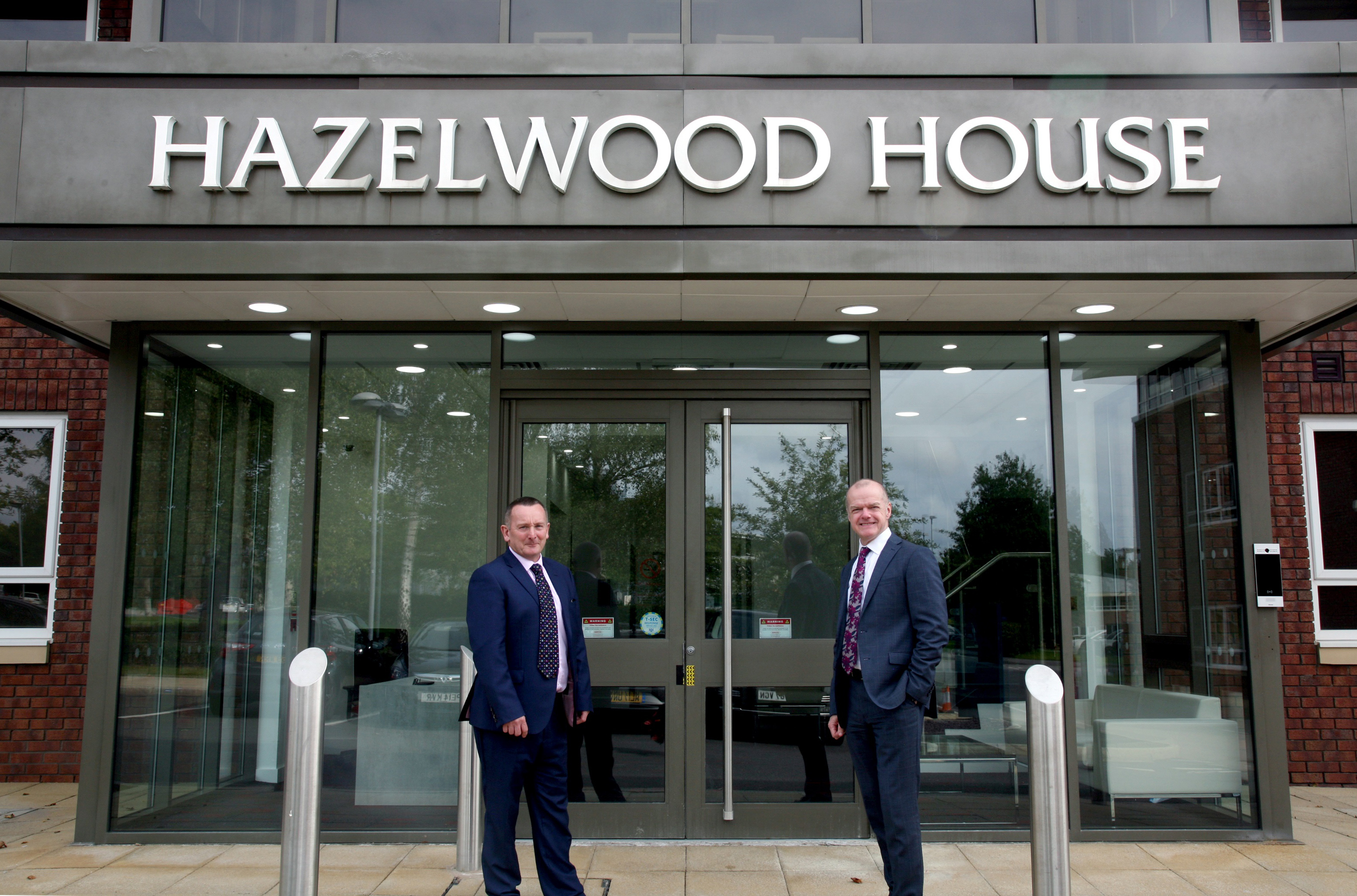 GLOBAL RESEARCH GROUP MOVES INTO GRADE A WORKSPACE IN MACCLESFIELD